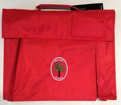 Walker School Book Bag with School Logo