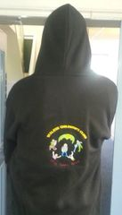 Walker Children's Club Staff Full Zip Hoodie with Logo