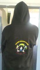 Walker Children's Club Staff Full Zip Hoodie with Logo