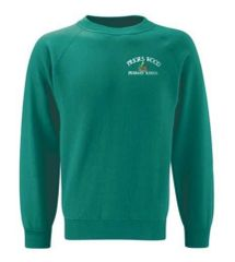 Priorswood Primary Select Sweatshirt with Logo