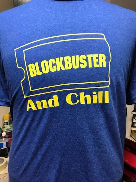 Blockbuster and Chill
