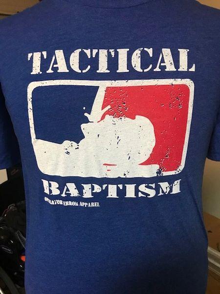 Tactical Baptism