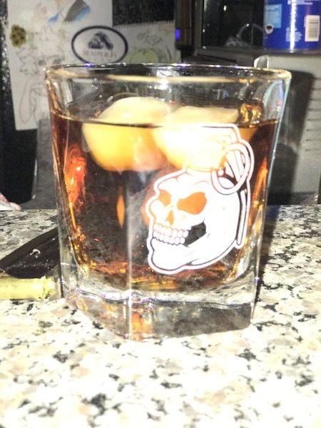 OEA Logo Whiskey/Bourbon glass