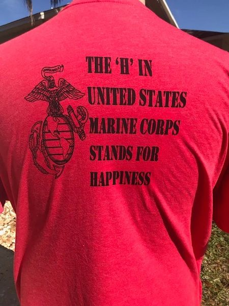 No Happiness (USMC)