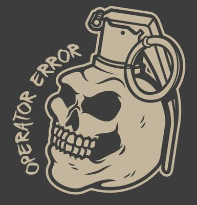 Operator Error Apparel