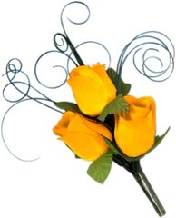 Flowers Corsage Assortment - Only $26.95 per dozen