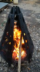 Teepee Fire Pit