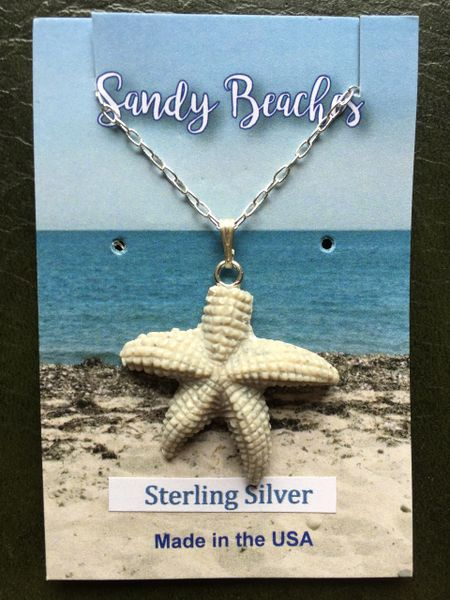 SB-P3394 with sterling silver chain