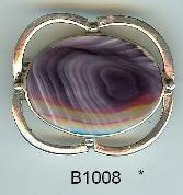 B1008 oval frame