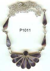 P1011 teardrop fan N