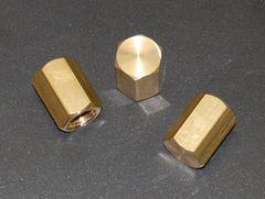 640-4 Flare Nut Cap