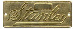 220 Stanley Serial Number Plate