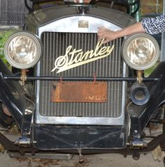 "196B Stanley Script, 19"", not polished"