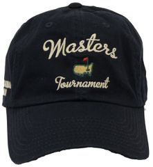 9239475fc83 2016 Non-Dated Masters Script Slouch Hat - Navy