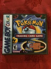 Pokemon Trading Card Game GameBoy Game Case