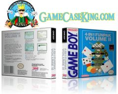 4-In-1 Fun Pak Volume II Gameboy Game Case