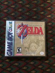 Legend of Zelda (The): Link's Awakening DX GBC Game Case