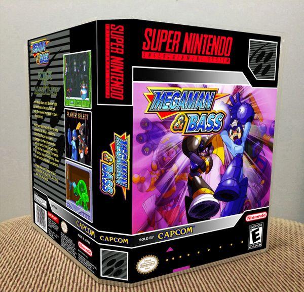 Mega man and bass snes | Play Mega Man & Bass (English Translation