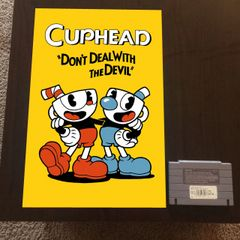 Cuphead Poster (18x12 in)