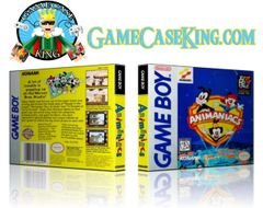 Animaniacs Gameboy Game Case