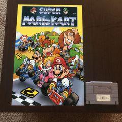 Super Mario Kart Poster (18x12 in)