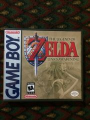 Legend of Zelda (The): Link's Awakening Gameboy Game Case