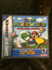 Super Mario Advance 2 GBA Game Case