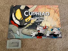 Cuphead Poster #2 (18x12 in)