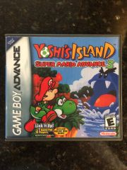 Super Mario Advance 3 GBA Game Case