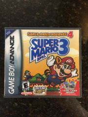 Super Mario Advance 4 GBA Game Case