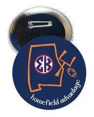 Sigma Kappa Auburn Homefield Advantage Gameday Button