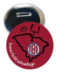 Pi Beta Phi South Carolina Homefield Advantage Gameday Button