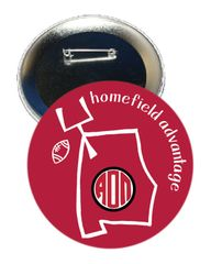 Alpha Omicron Pi Alabama Homefield Advantage Gameday Button