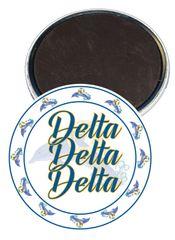 Delta Delta Delta Sorority Magnet