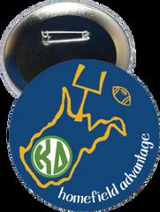 Kappa Delta West Virginia Homefield Advantage Gameday Button
