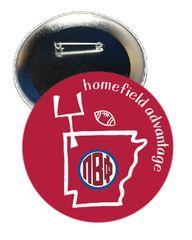 Pi Beta Phi Arkansas Homefield Advantage Gameday Button