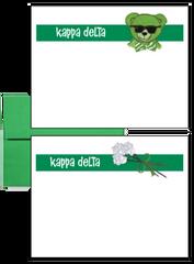 Kappa Delta Logo Postcards