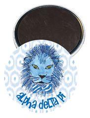 Alpha Delta Pi Logo Magnet