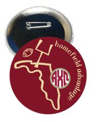 Alpha Chi Omega FSU Homefield Advantage Gameday Button