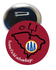 Delta Delta Delta South Carolina Homefield Advantage Gameday Button