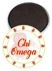Chi Omega Logo Sorority Magnet