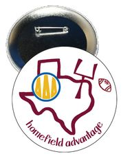 Delta Delta Delta Texas A&M Homefield Advantage Gameday Button