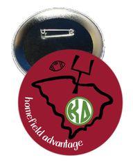 Kappa Delta South Carolina Homefield Advantage Gameday Button