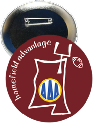 Delta Delta Delta Mississippi State Homefield Advantage Gameday Button