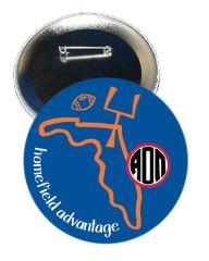 Alpha Omicron Pi Florida Homefield Advantage Gameday Button