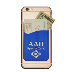 Alpha Delta Pi Cell Phone Pocket