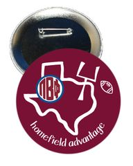 Pi Beta Phi Texas A&M Homefield Advantage Gameday Button