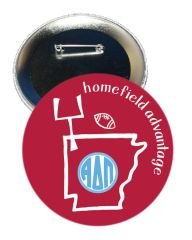 Alpha Delta Pi Arkansas Homefield Advantage Gameday Button