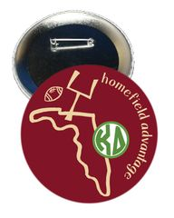 Kappa Delta Alabama FSU Advantage Gameday Button
