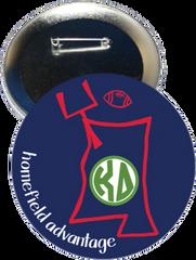 Kappa Delta Ole Miss Homefield Advantage Gameday Button